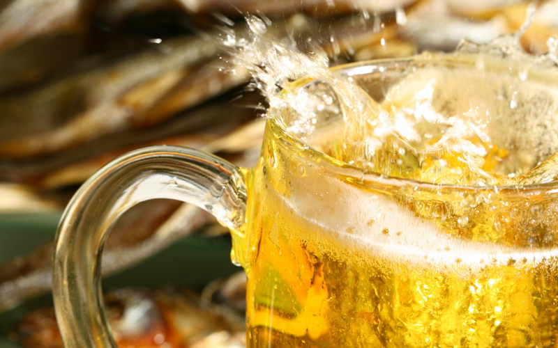 Пиво Барселона