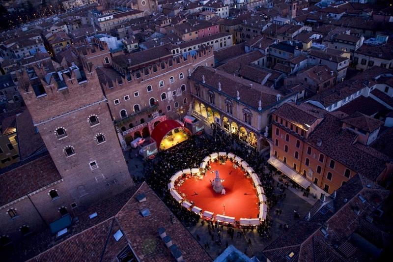Святкування 14 лютого у Вероні