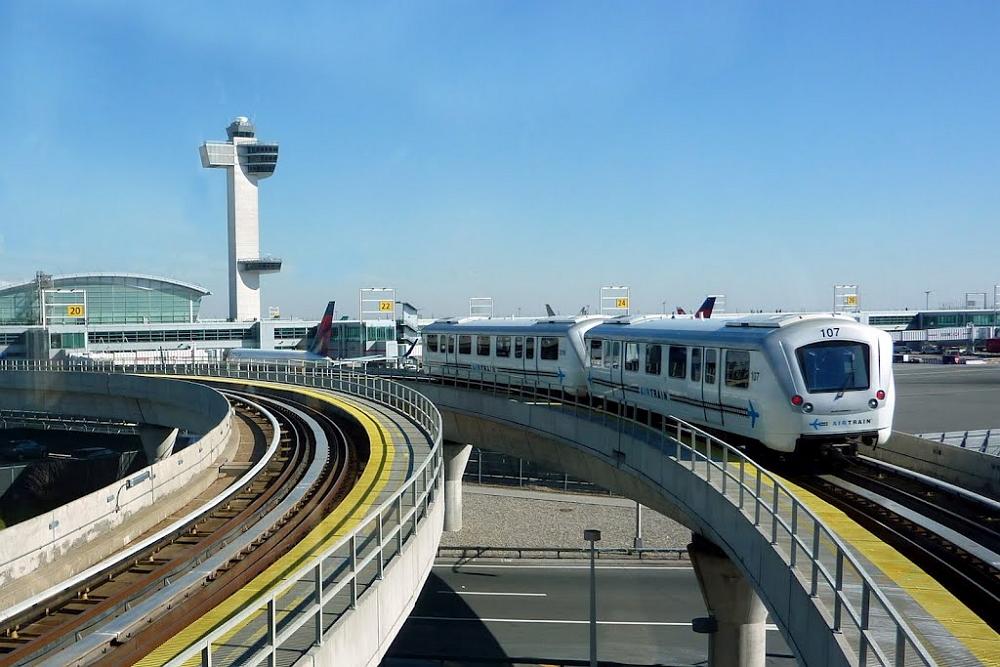 Как добраться из JFK в Port Authority