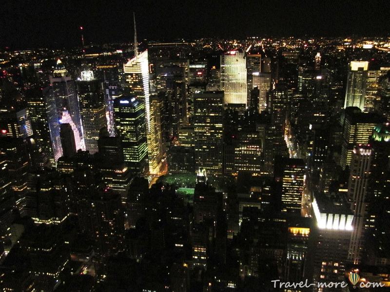 Нью-Йорк Часть 2 Эмпайр