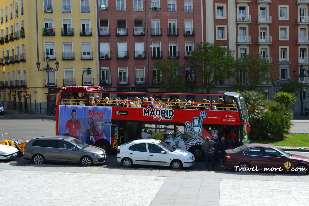 Madrid City Tour 1