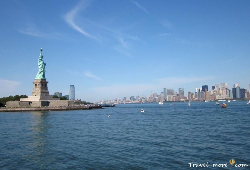 Нью-Йорк. Часть 3. Главная