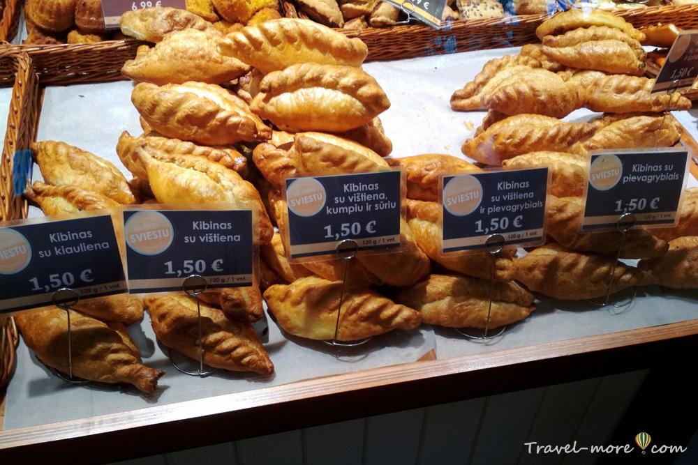 Рынок Вильнюс