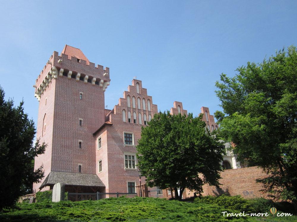 Королевский замок Познань