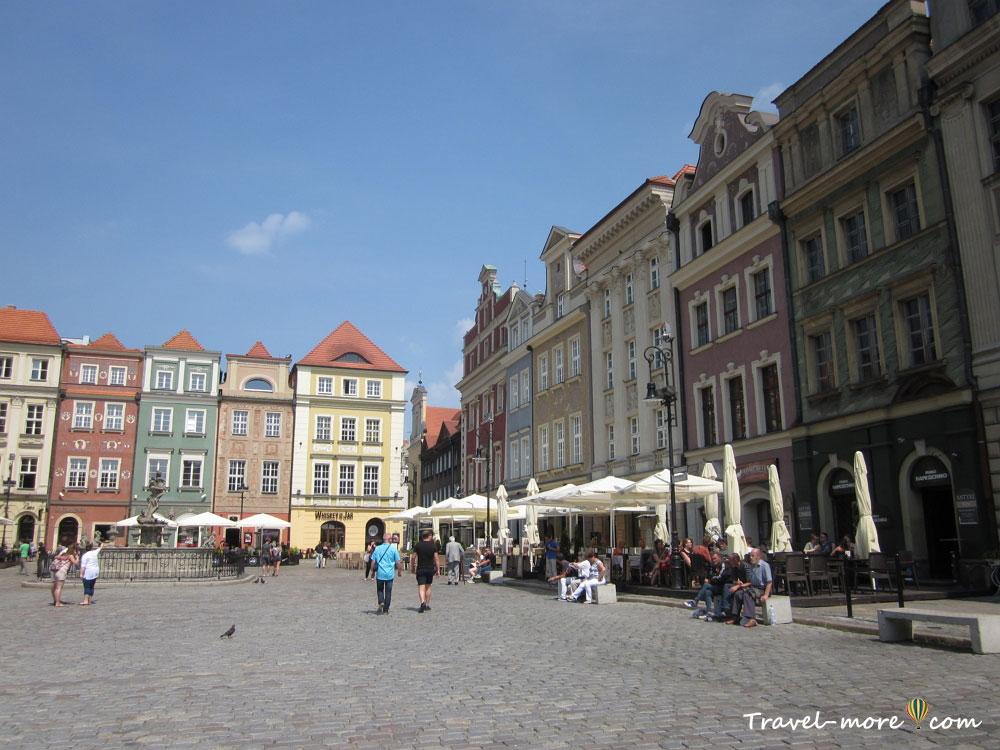 Старый Рынок Познань