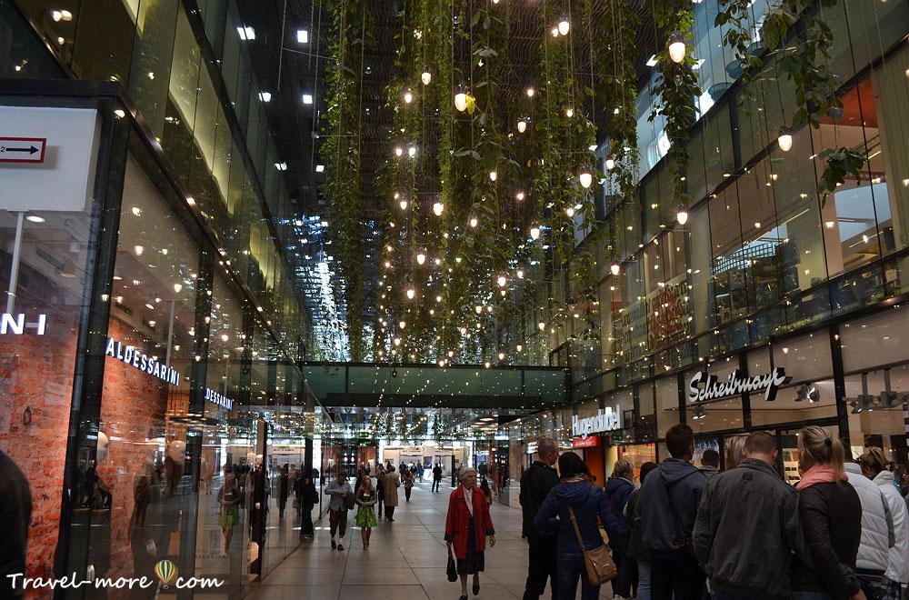Торговые центры Мюнхена