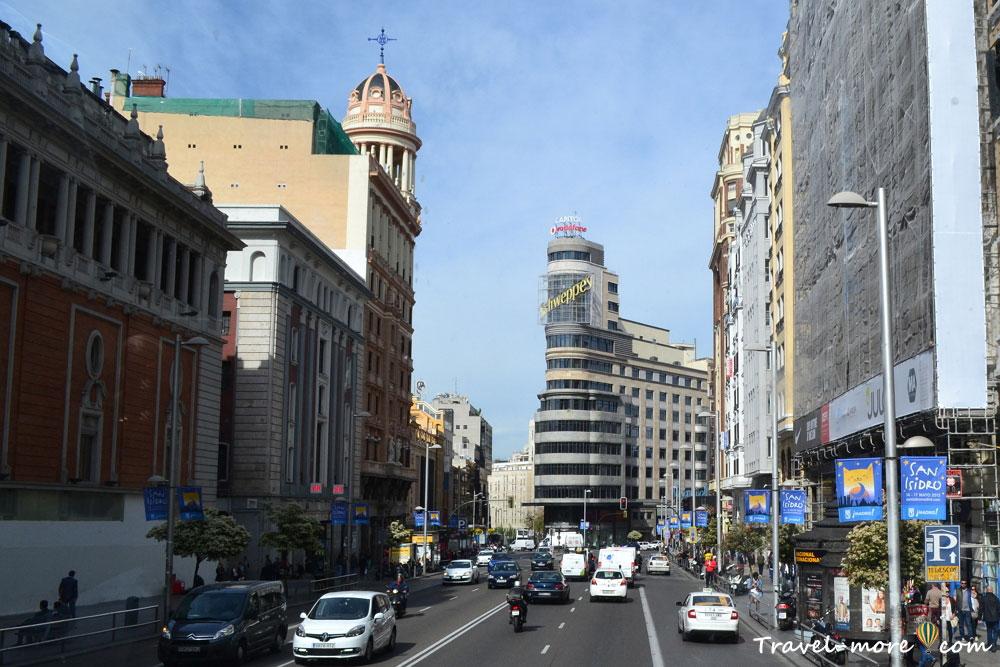 Мадрид Гран-Виа