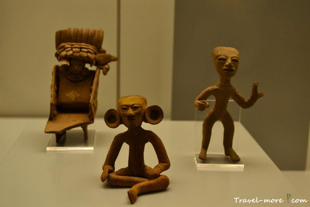 Мадрид музей Америки