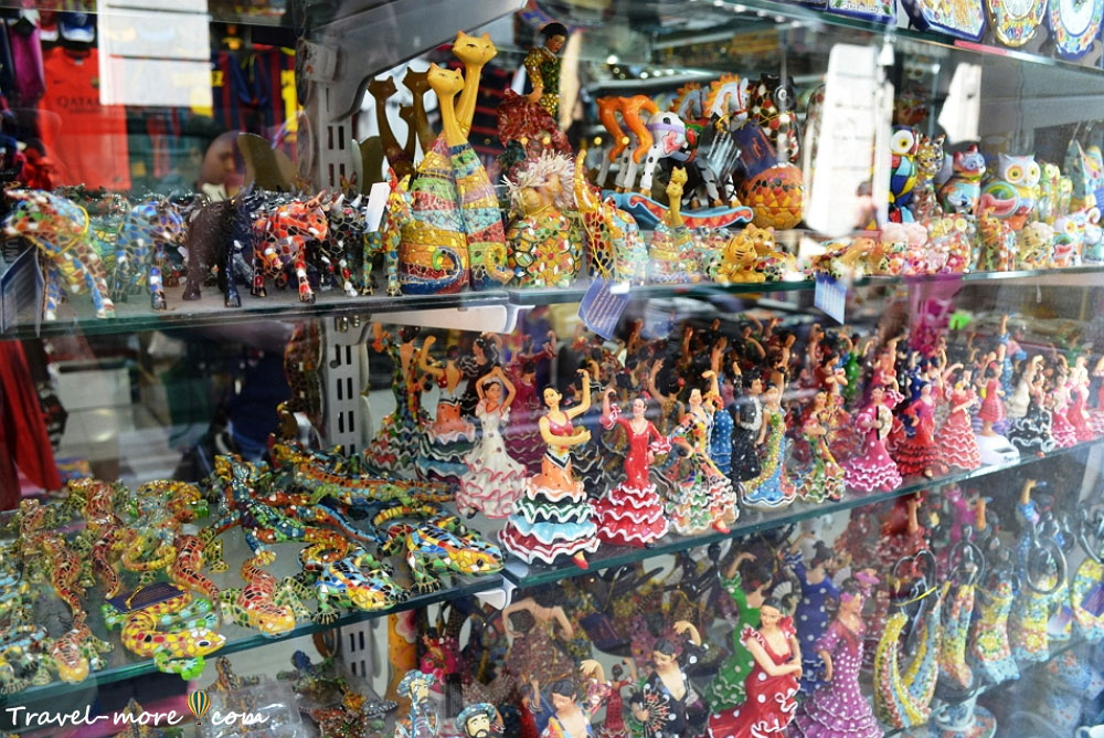 Испания сувениры