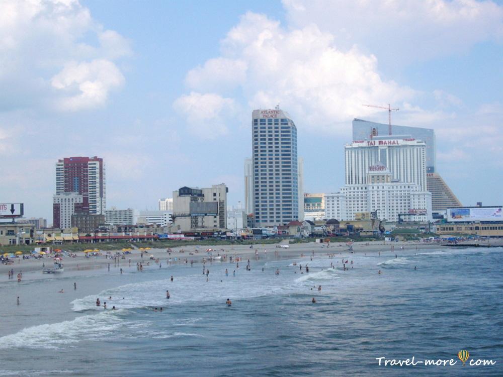 Атлантик-Сити Atlantic City