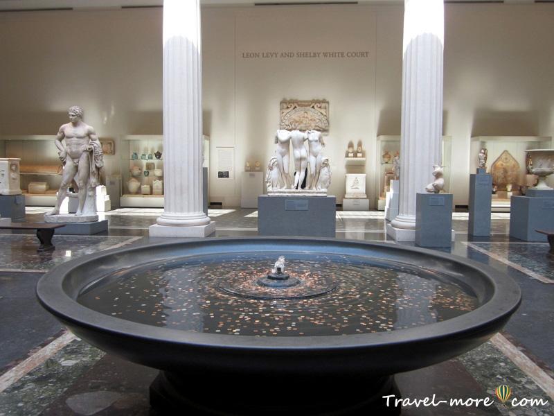 Музей Метрополитен Metropolitan Museum of Art