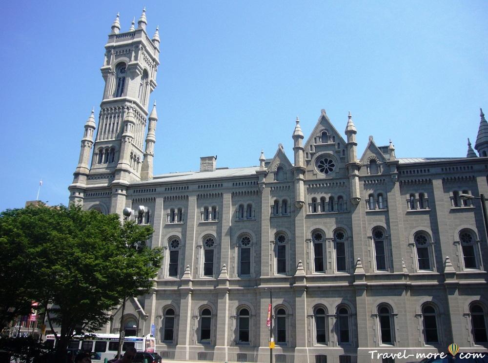 Храм масонов Филадельфия