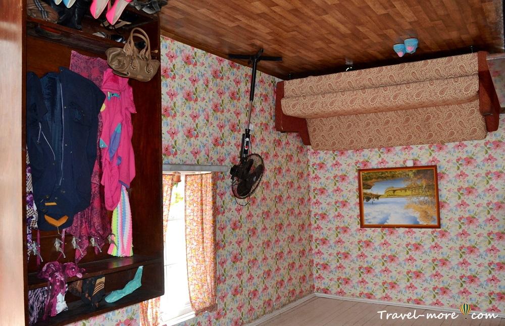 Дукорский маентак перевернутый дом