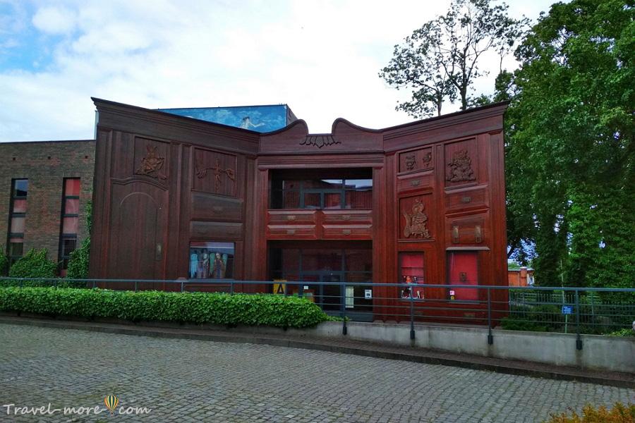 Кукольный театр Торунь