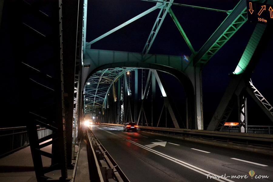 Мост в Торуне