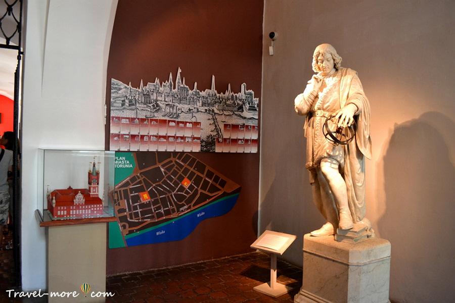 Музей в Ратуше Торунь