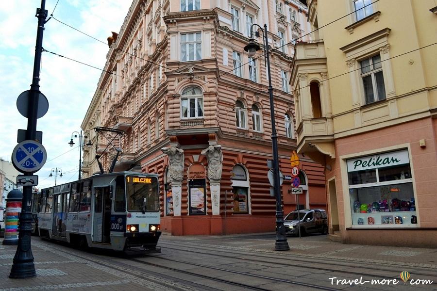 Быдгощ улица Гданьская