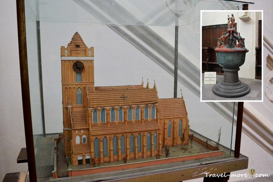 Кафедральный собор в Торуне