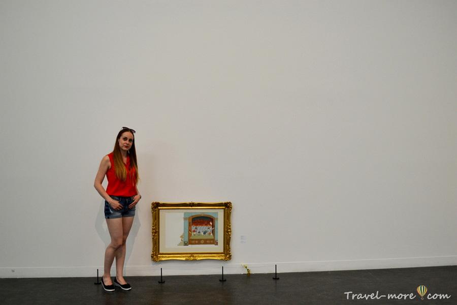 Музей современного искусства в Торуне