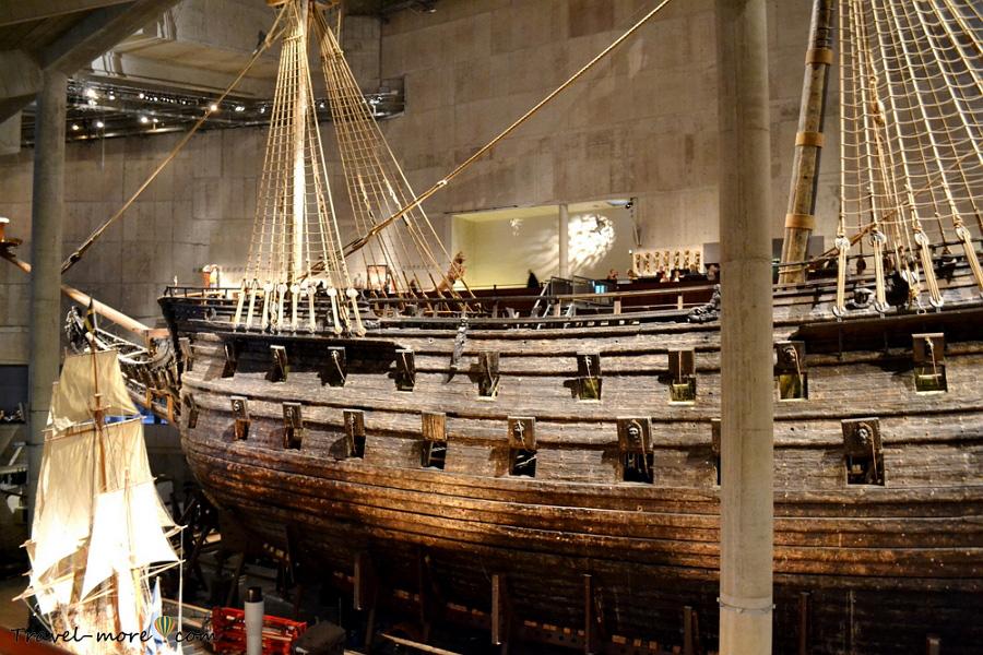 Музей Ваза в Стокгольме