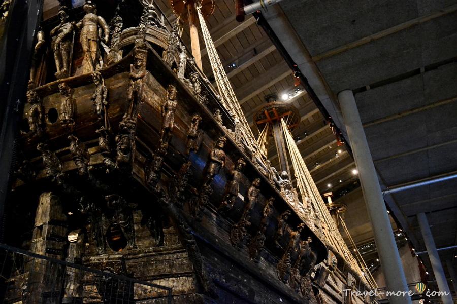 Музей «Ваза» в Стокгольме