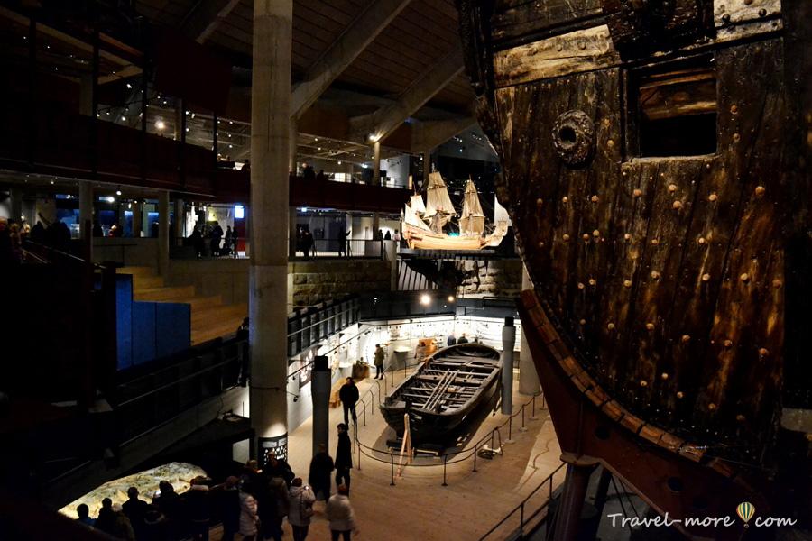Музей «Васа» в Стокгольме