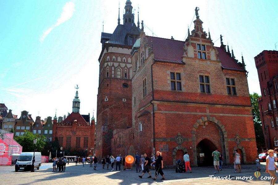 Гданьск Музей янтаря