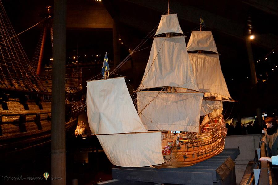 Стокгольм Музей Васа