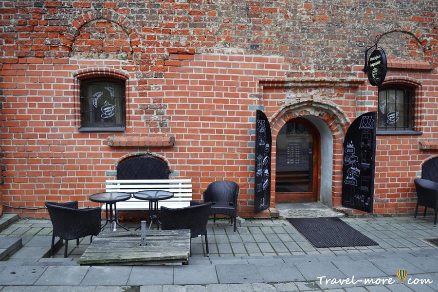 Кофейня в Каунасе