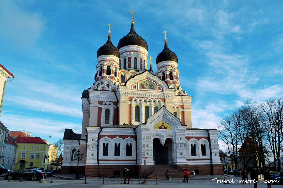 Александро-Невский собор в Таллине
