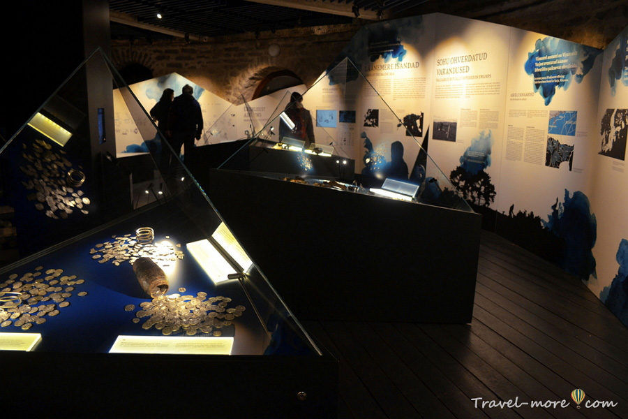 Морской музей Толстая Маргарита Таллин
