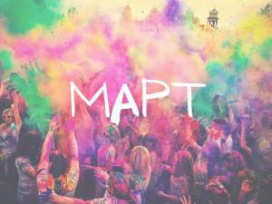 Март1