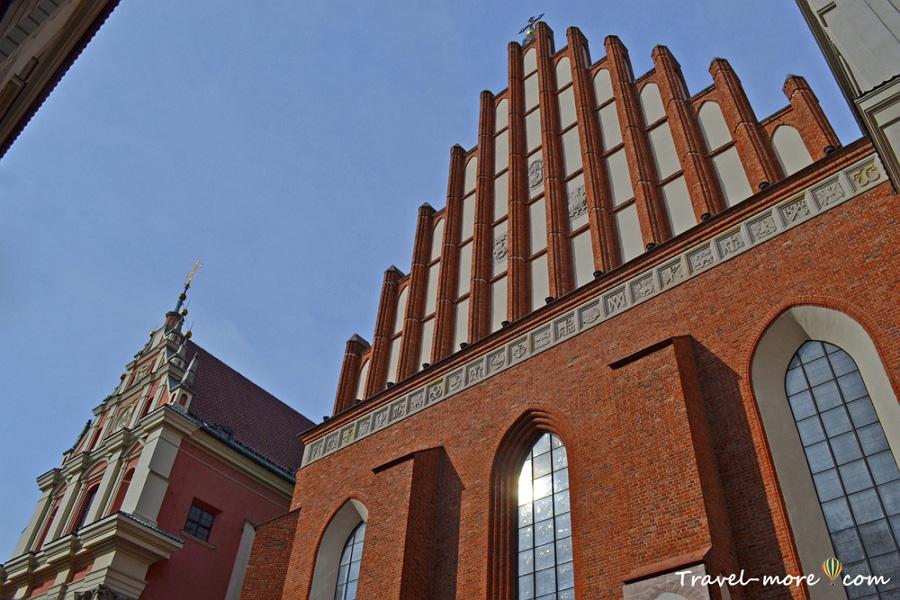 Кафедральный собор святого Иоанна Крестителя Варшава