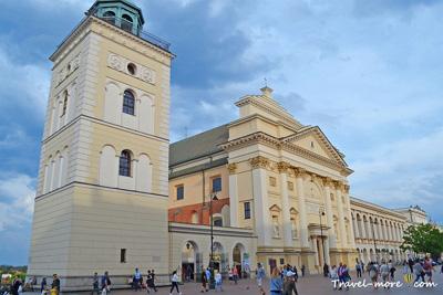 Костел святой Анны в Варшаве