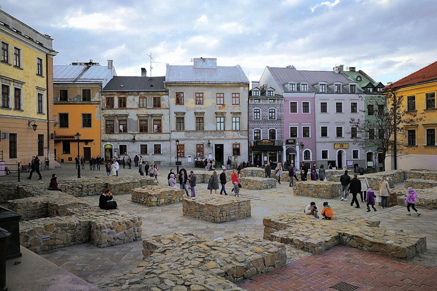 Люблин Польша