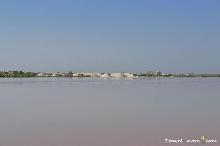 Соль в Торревьехе