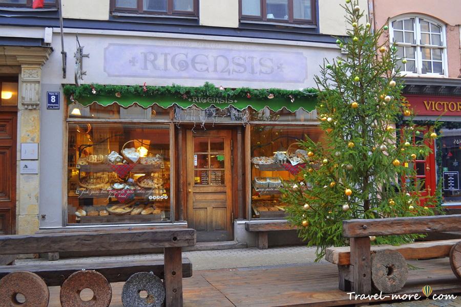Кафе Rigensis в Риге