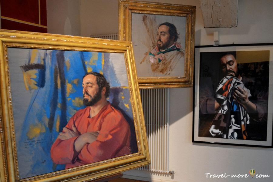 Музей Паваротти в Модене