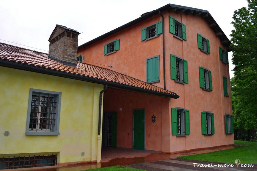 Дом-музей Паваротти в Модене