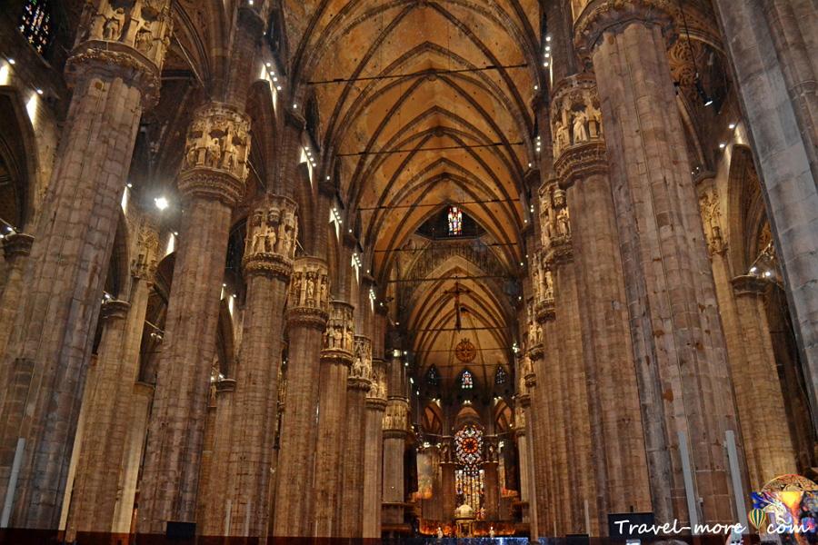 Duomo di Milano, Миланский собор Милана Дуомо