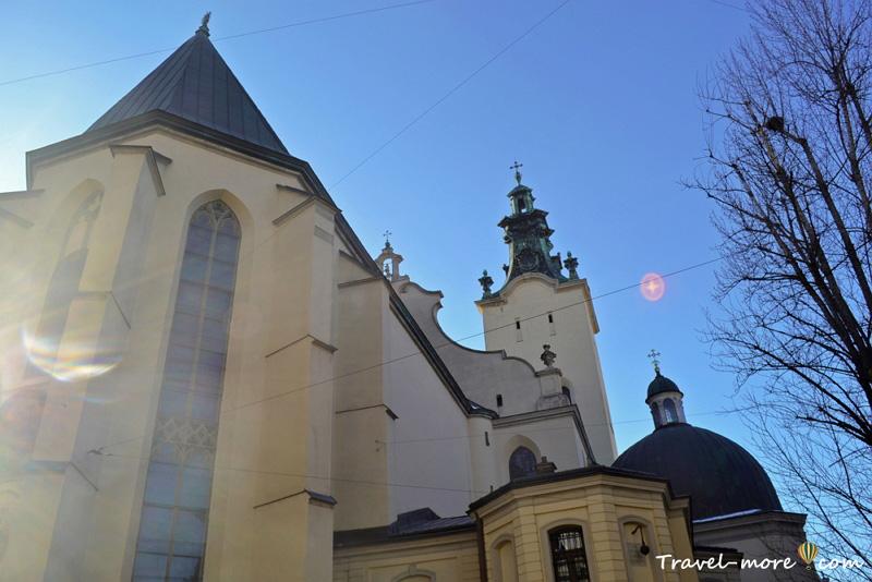 Собор Успения Девы Марии во Львове (Латинский собор)