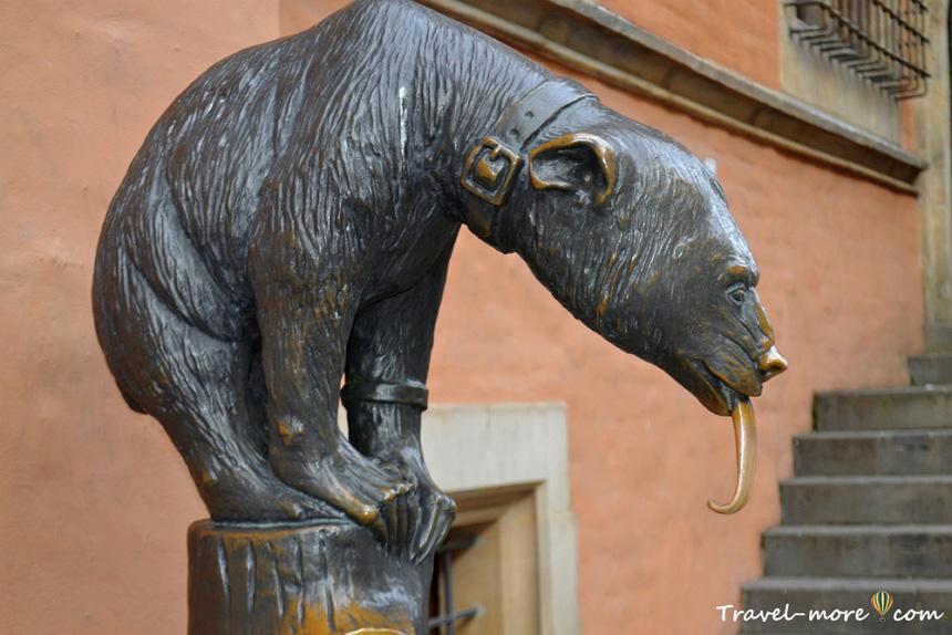 Медведь Вроцлав