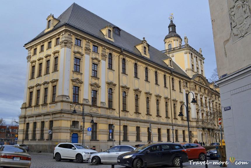 Университет Вроцлав