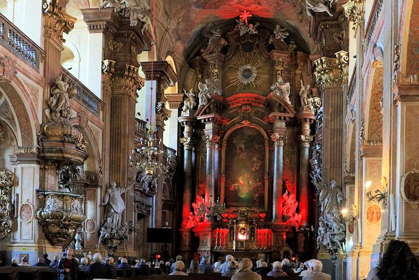 Церковь Святого имени Иисуса Вроцлав
