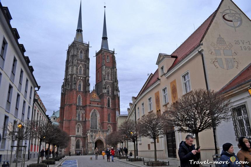Кафедральный собор Святого Иоанна Крестителя во Вроцлаве