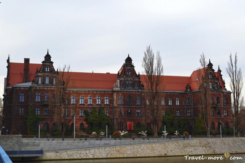 Национальный музей Вроцлава