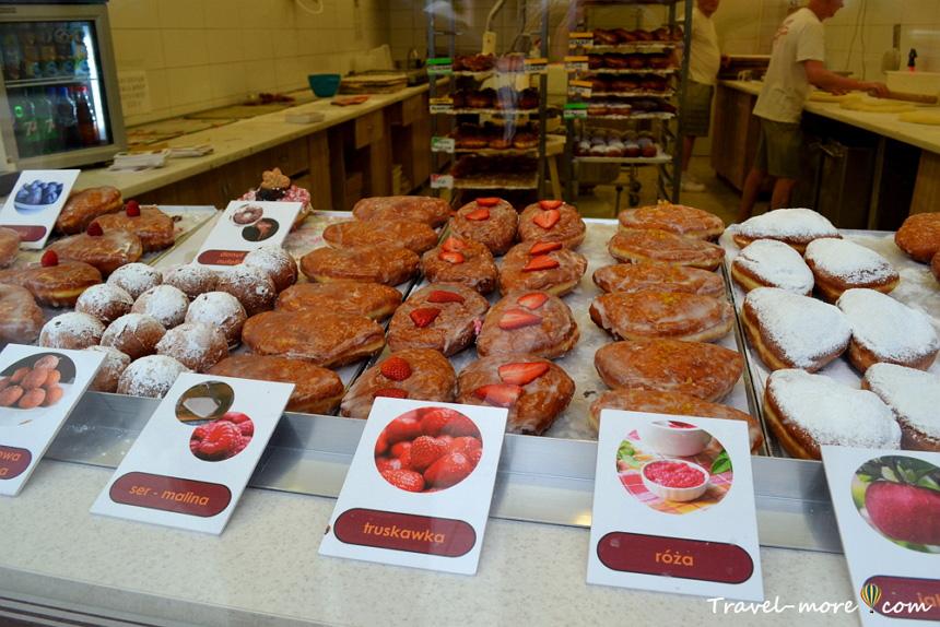 Пончики Вроцлав