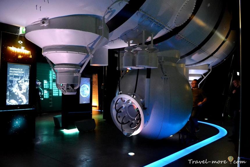 Музей «Гидрополис» (Hydropolis)
