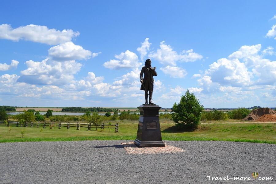Памятник Тадэушу Костюшко