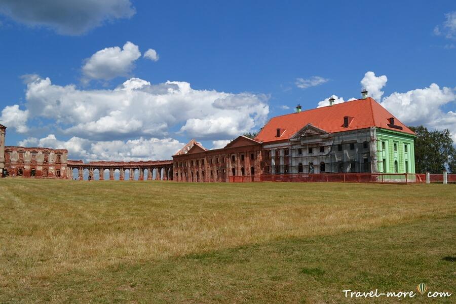 Ружанский замок